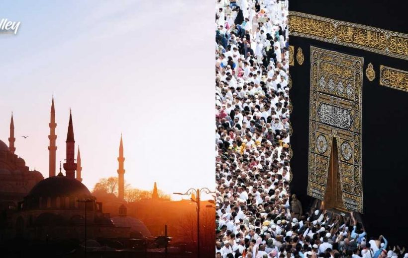 Umrah with Turkey Package 15 Days