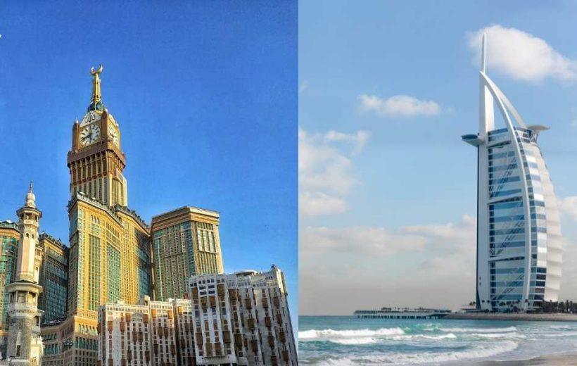 Dubai with Umrah Package 15 Days