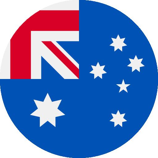 Australia flag travelley