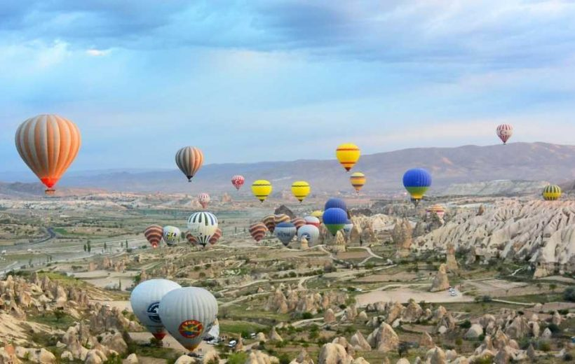 Discover Turkey in 05 Days