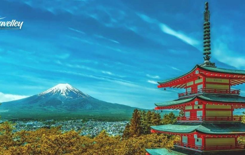 Discover Japan in 07 Days