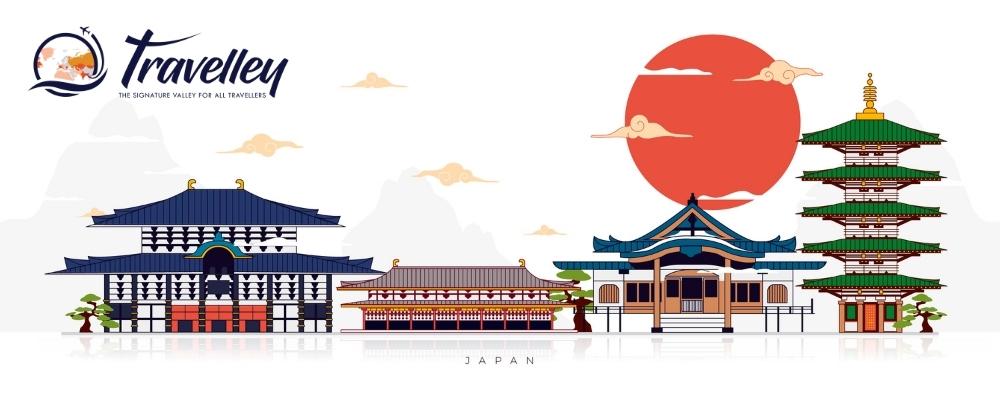 Japan visa travelley